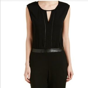 NWT black Splendid jumpsuit